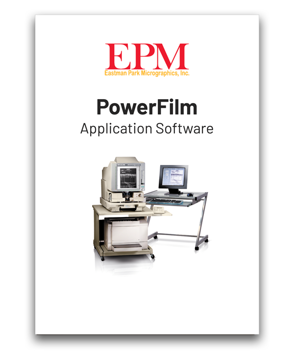 eastman park powerfilm application software