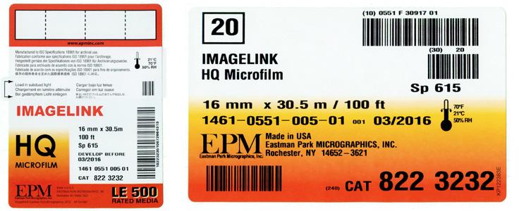 ImageLink Labels